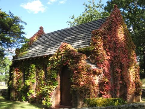 Gostwyck Chapel - rather pretty