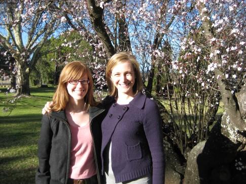 Mera and Jen